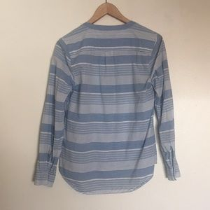 GAP Tops - Gap Collarless striped top